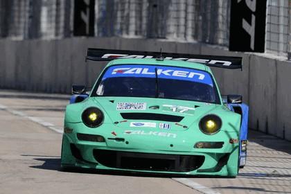 2012 Porsche 911 ( 997 ) GT3 RSR - Baltimore 12