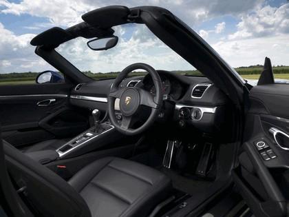 2012 Porsche Boxster ( 981 ) - UK version 10