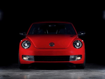 2012 Volkswagen Beetle Turbo Project by H&R 1