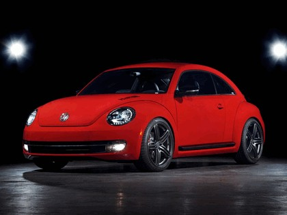 2012 Volkswagen Beetle Turbo Project by H&R 4