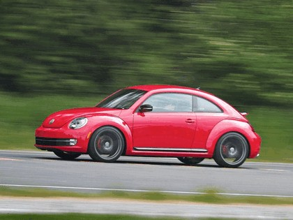 2012 Volkswagen Beetle Turbo Project by H&R 5