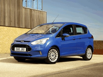 2013 Ford B-Max - UK version 2