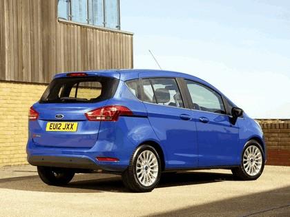 2013 Ford B-Max - UK version 3