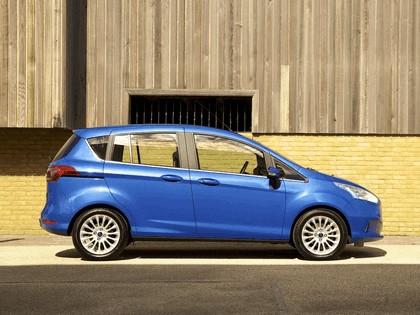 2013 Ford B-Max - UK version 4