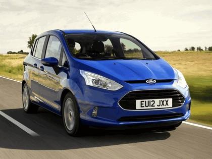 2013 Ford B-Max - UK version 6
