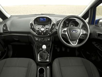 2013 Ford B-Max - UK version 7
