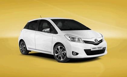 2013 Toyota Yaris Trend 1