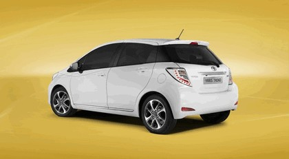 2013 Toyota Yaris Trend 3