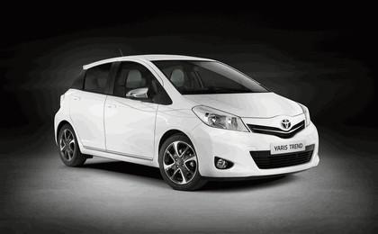 2013 Toyota Yaris Trend 4