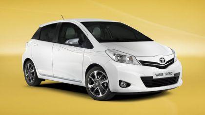 2013 Toyota Yaris Trend 2