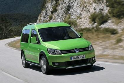 2013 Volkswagen Caddy Cross edition 2