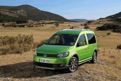 2013 Volkswagen Caddy Cross edition 4