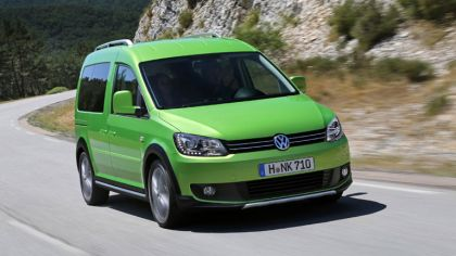 2013 Volkswagen Caddy Cross edition 6