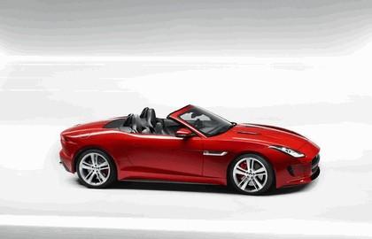 2012 Jaguar F-Type 1