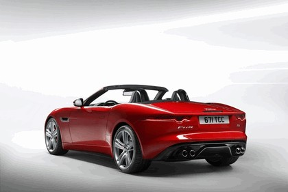 2012 Jaguar F-Type 2