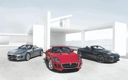 2012 Jaguar F-Type 7