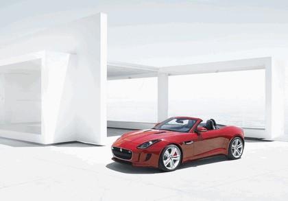 2012 Jaguar F-Type 8