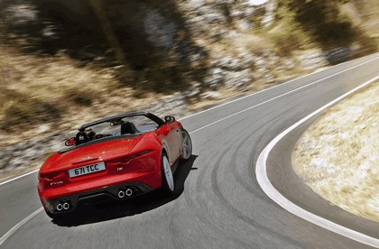 2012 Jaguar F-Type 18