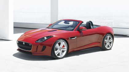 2012 Jaguar F-Type 5