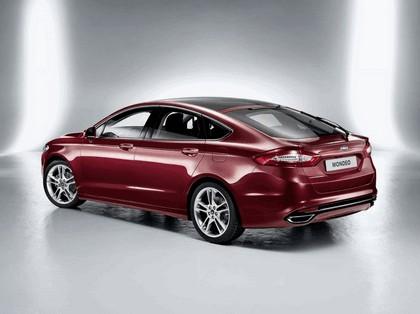 2013 Ford Mondeo hatchback 3