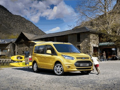 2013 Ford Tourneo Connect 1