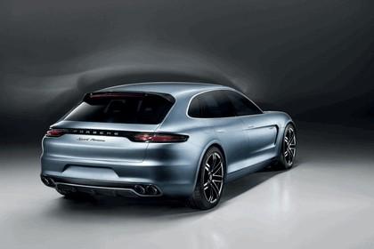 2012 Porsche Panamera Sport Turismo concept 5