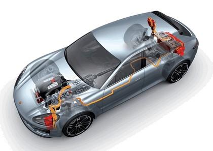 2012 Porsche Panamera Sport Turismo concept 14