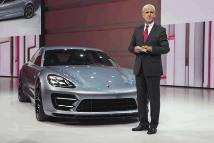 2012 Porsche Panamera Sport Turismo concept 15