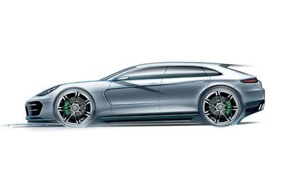 2012 Porsche Panamera Sport Turismo concept 19