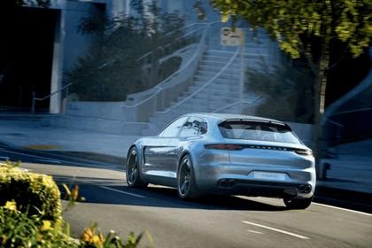 2012 Porsche Panamera Sport Turismo concept 24