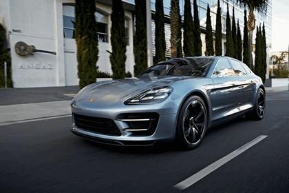 2012 Porsche Panamera Sport Turismo concept 25