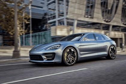 2012 Porsche Panamera Sport Turismo concept 34
