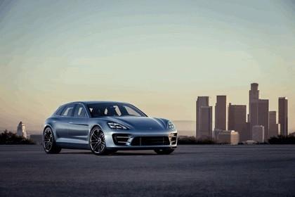2012 Porsche Panamera Sport Turismo concept 36