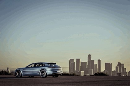 2012 Porsche Panamera Sport Turismo concept 38
