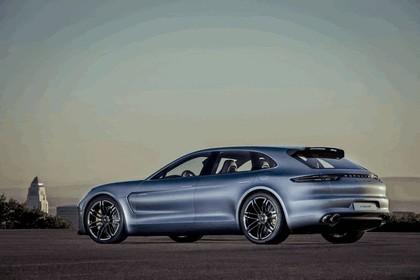 2012 Porsche Panamera Sport Turismo concept 39