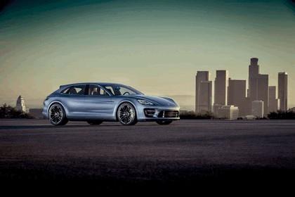 2012 Porsche Panamera Sport Turismo concept 40