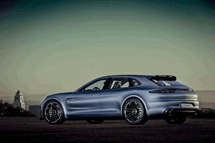 2012 Porsche Panamera Sport Turismo concept 42