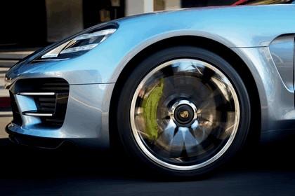 2012 Porsche Panamera Sport Turismo concept 48