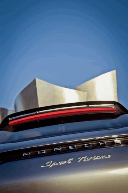 2012 Porsche Panamera Sport Turismo concept 50