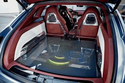 2012 Porsche Panamera Sport Turismo concept 53