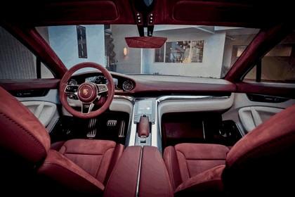 2012 Porsche Panamera Sport Turismo concept 56
