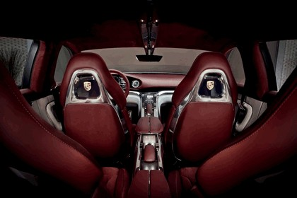 2012 Porsche Panamera Sport Turismo concept 58