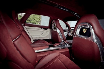 2012 Porsche Panamera Sport Turismo concept 59