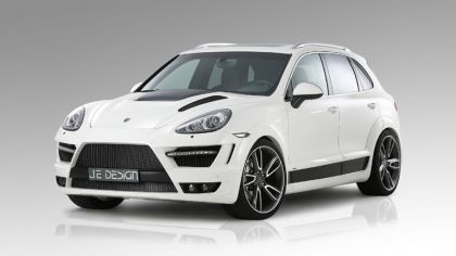 2012 Porsche Cayenne ( 958 ) Progressor by JE Design 5