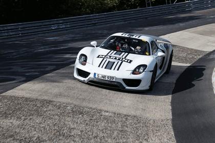 2012 Porsche 918 Spyder prototype - Nuerburgring-Nordschleife test 4
