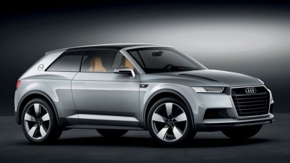 2012 Audi Crosslane coupé concept 8