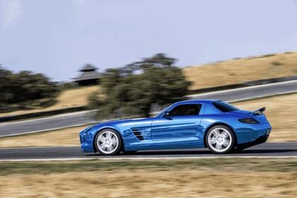 2012 Mercedes-Benz SLS AMG Electric Drive concept 4