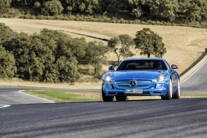 2012 Mercedes-Benz SLS AMG Electric Drive concept 6