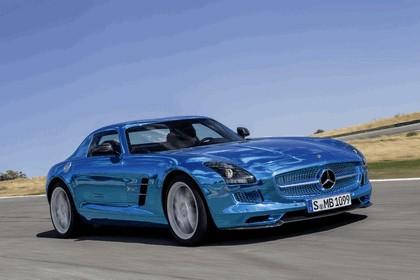 2012 Mercedes-Benz SLS AMG Electric Drive concept 7