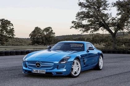 2012 Mercedes-Benz SLS AMG Electric Drive concept 9
